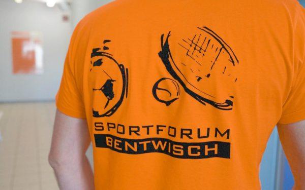 Shirts Logo Sporthalle Bentwisch