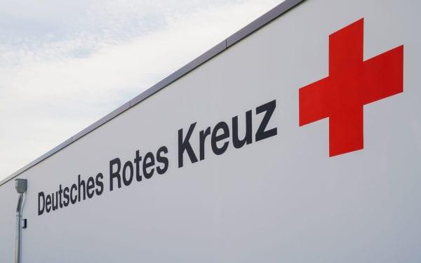 DRK Kreisverband Rostock Fassadengestaltung