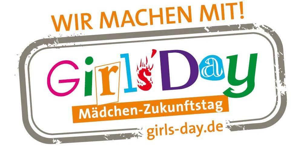 Girls Day - wir sind dabei!