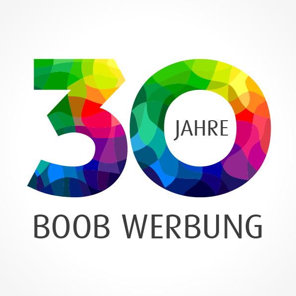 BOOB Werbung wird 30