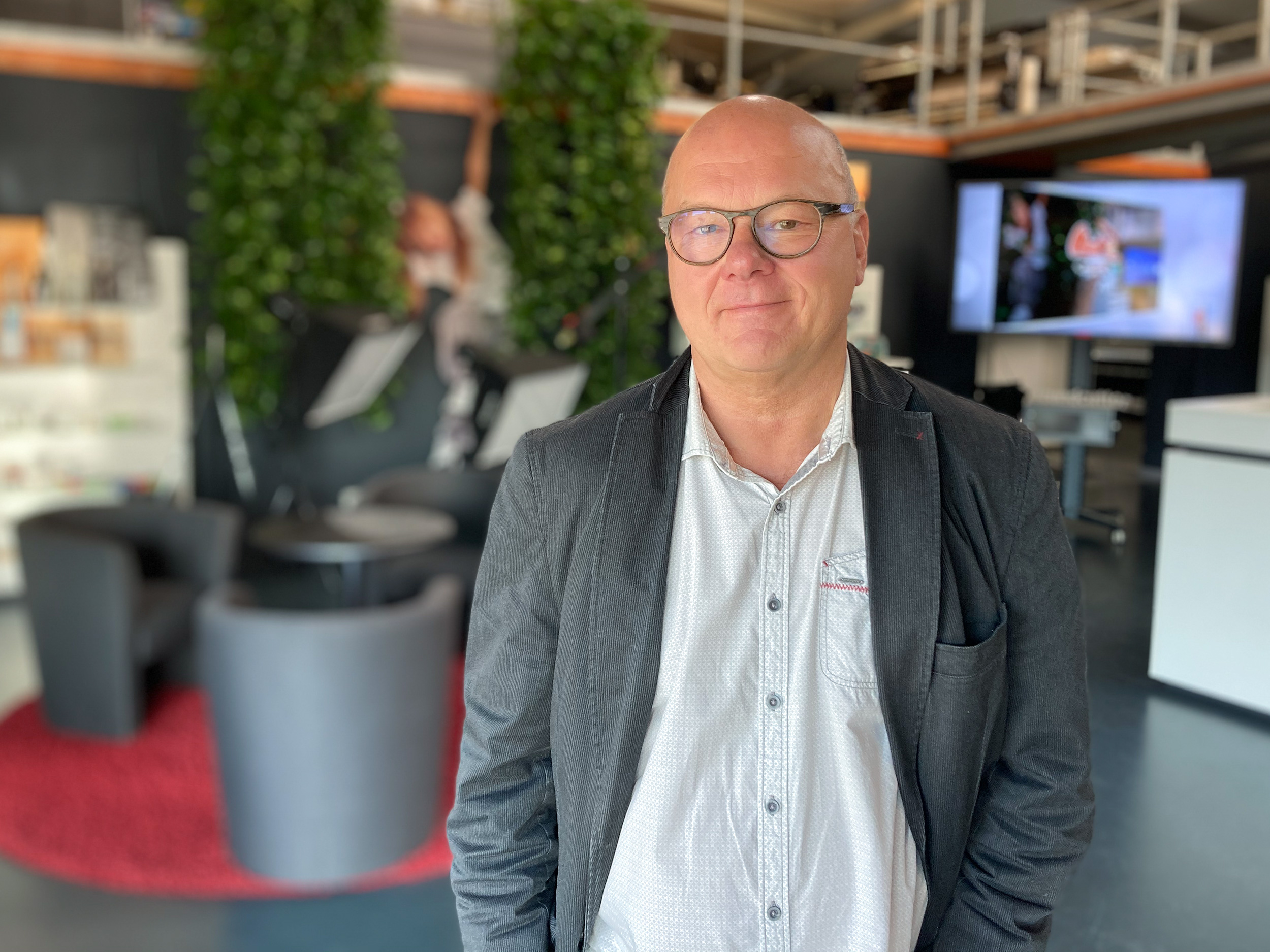 Uwe Reisgies / BOOB Werbung